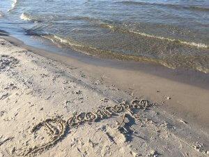 Październikowe pozdrowienia znad morza…:-)